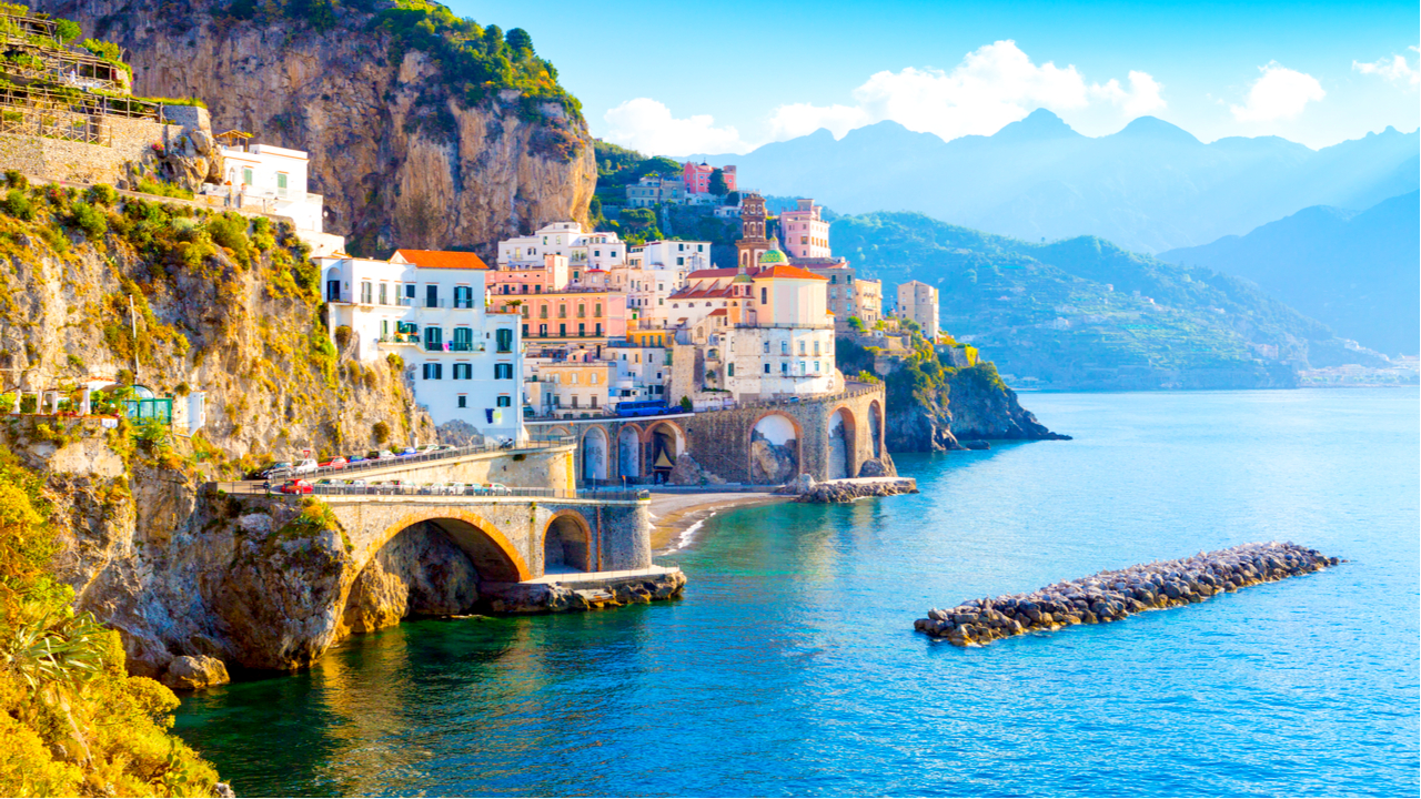 15 Night Italy, Greece and Spain on Norwegian Dawn