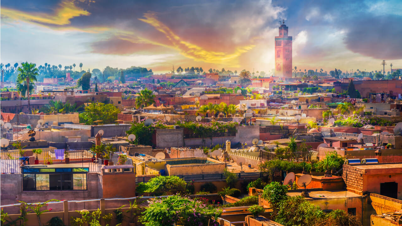 13 Day Kaleidoscope of Morocco – Save up to $270pp