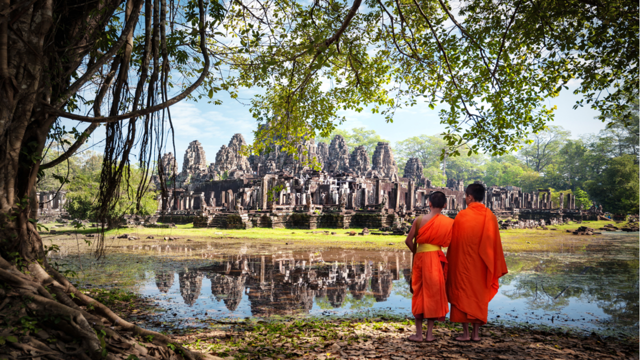 11 Day Cruise Saigon to Angkor Wat
