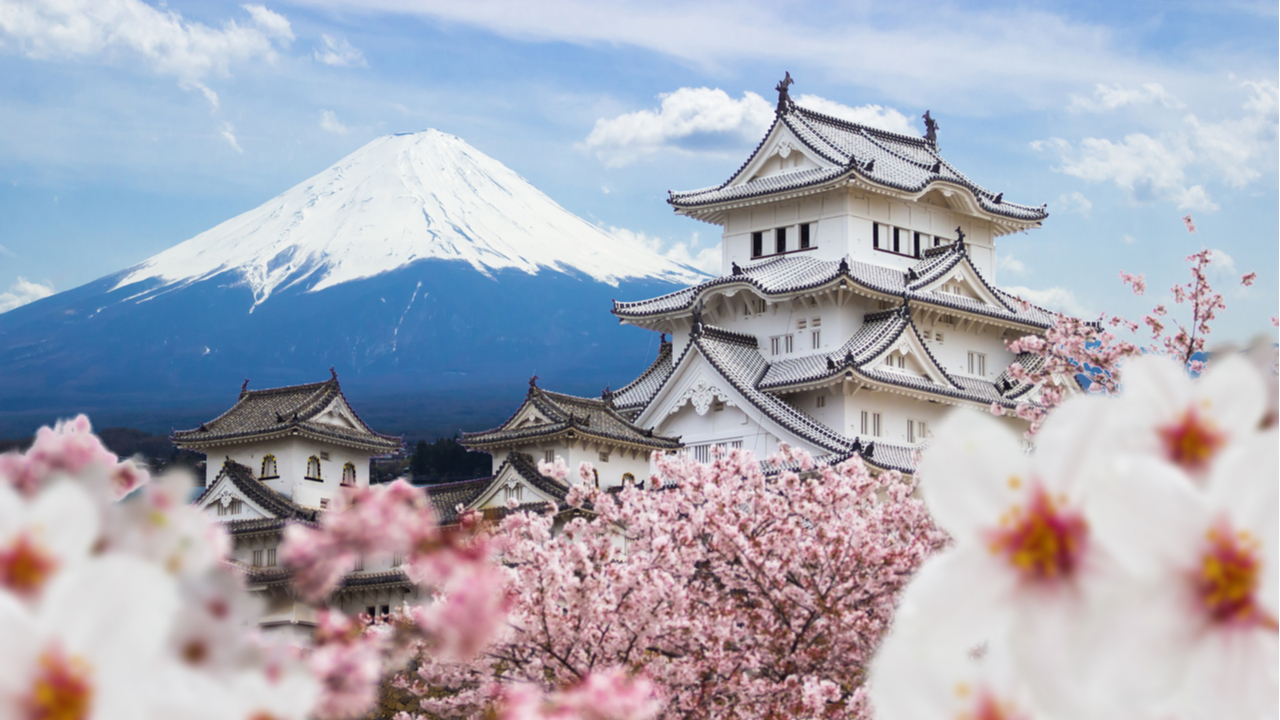 19 Day Grand Tour & Cruise of Japan