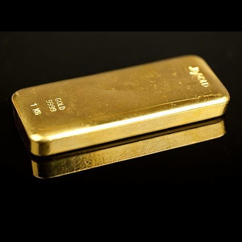Heavyweight Contender 1kg Gold Bullion