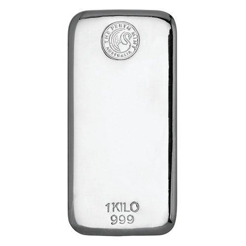 1kg-silver-cast-bar-perth-mint-nz