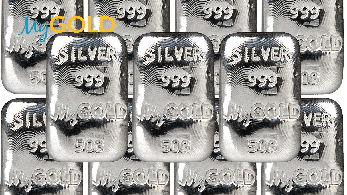Buy Silver in New Zealand with MyGold.