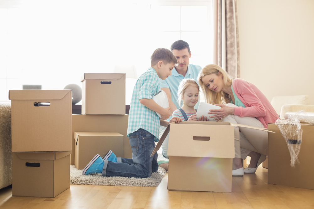 Buying at Auction Part 9 - Settling the Sale and Moving In