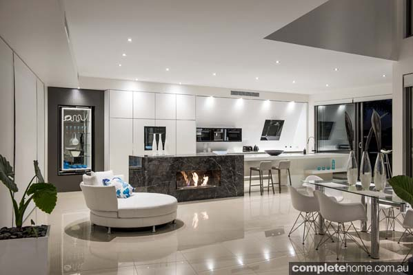 Lj Hooker Real Estate Seven Stunning Open Plan Interiors