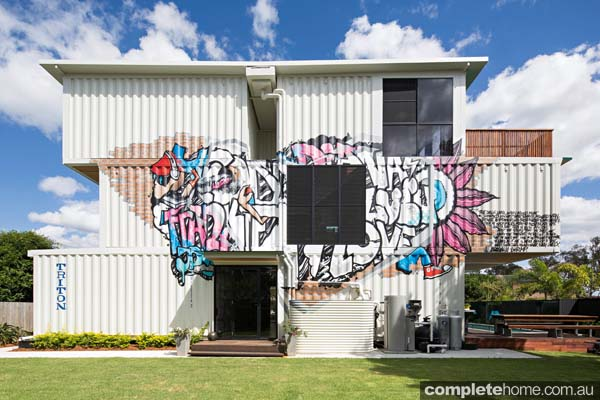 Lj Hooker Real Estate Grand Designs Australia Shipping Container