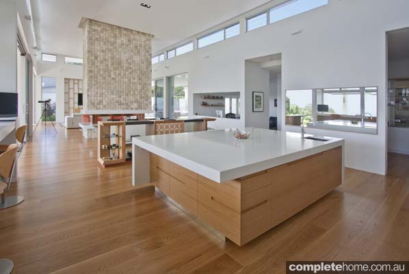 His Main Requirements Were For A Spacious, Free Flowing And Precise  Internal Design. Perhaps The Only Criticism Of The Open Plan Trend Is Its  Difficulty To ...