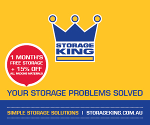 1 Month Free Storage PLUS 15% Off Packing Material