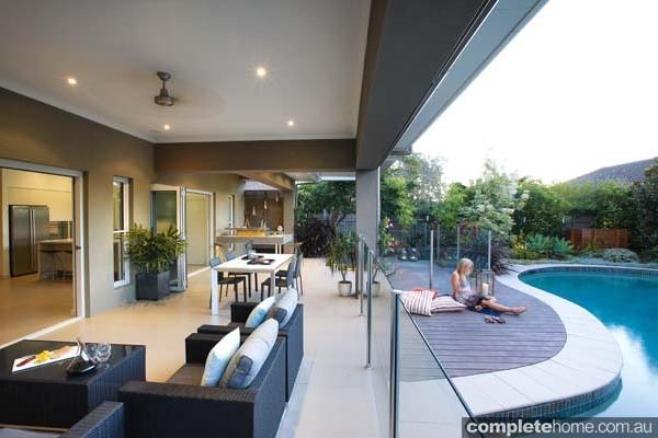 Lj Hooker Real Estate A Designer Outdoor Entertaining Area Built To Party