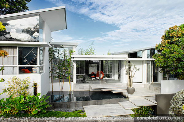 Lj Hooker Real Estate Cool Tropical And Contemporary