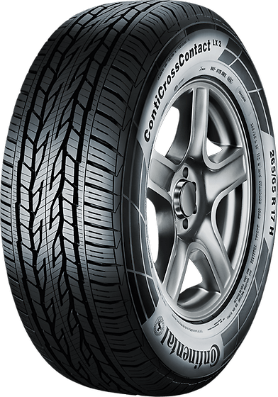 Continental Conticrosscontact LX 2 tyre