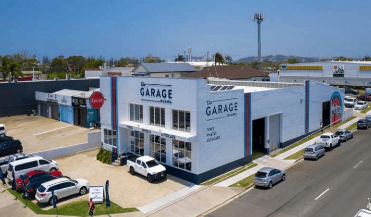The Garage Miami
