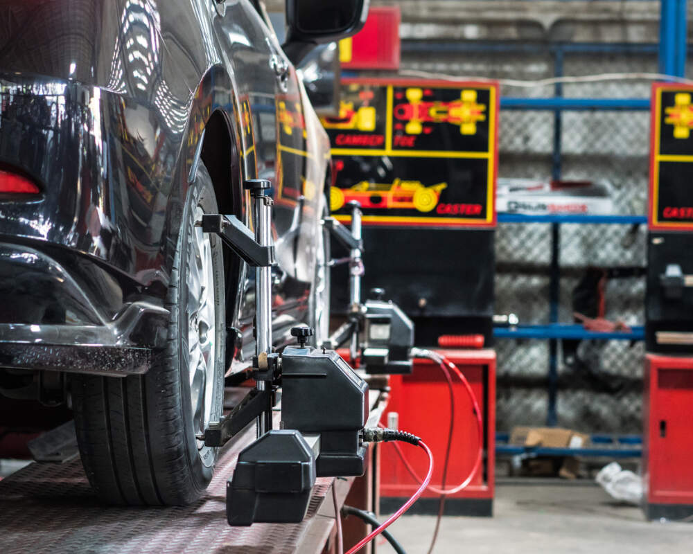 When your wheels are balanced, the overall performance and safety of your vehicle is greatly improved.