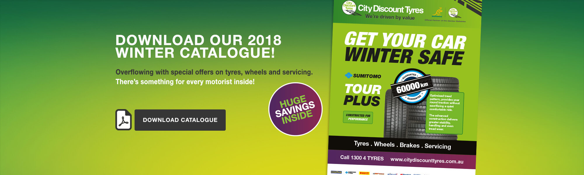 City Discount Tyres Winter Catalogue
