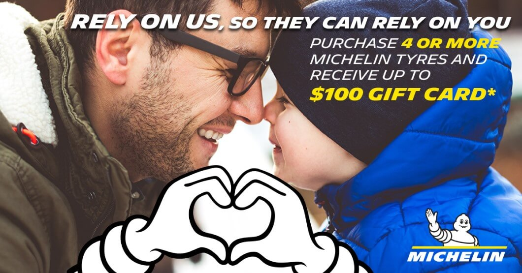 Michelin cashback special banner