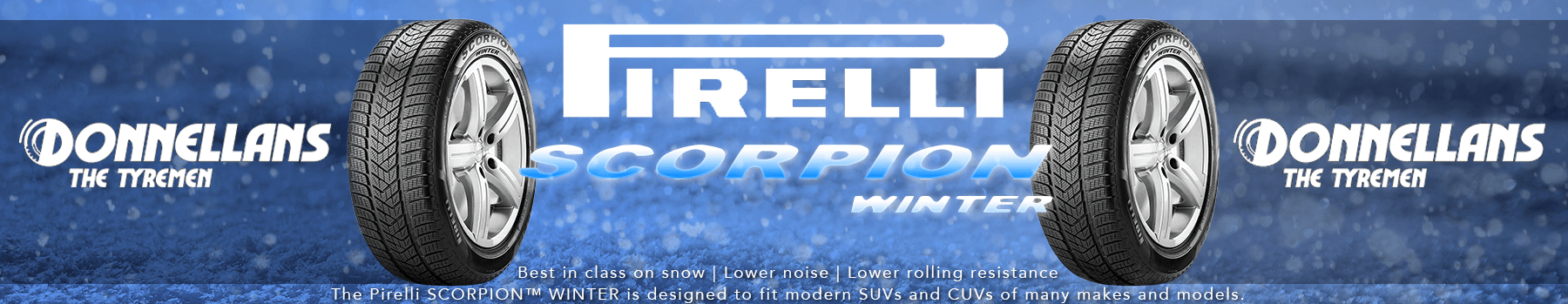 pirelli scorpion winter banner
