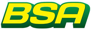 BSA WHEELS Logo