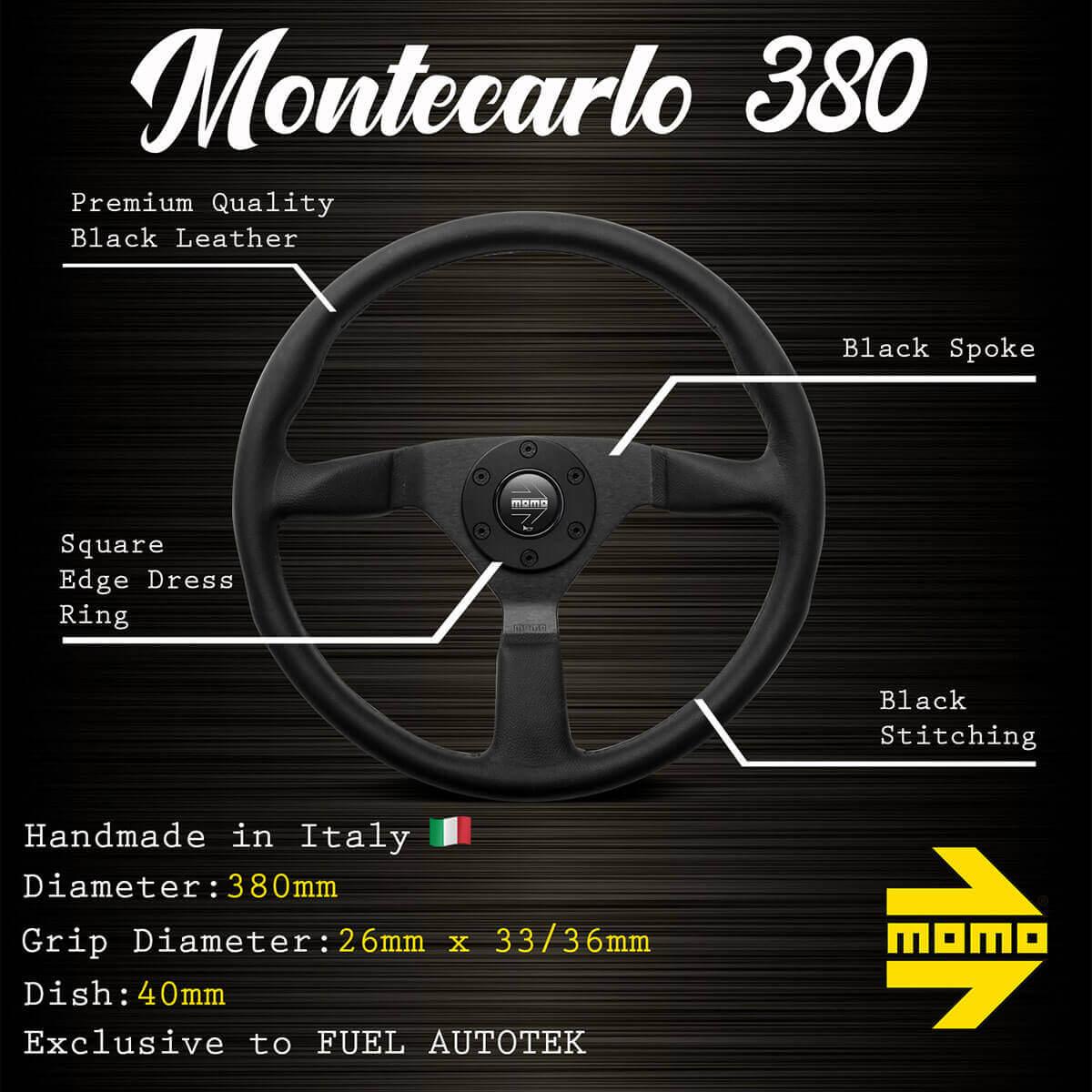 Montecarlo 380 Specs