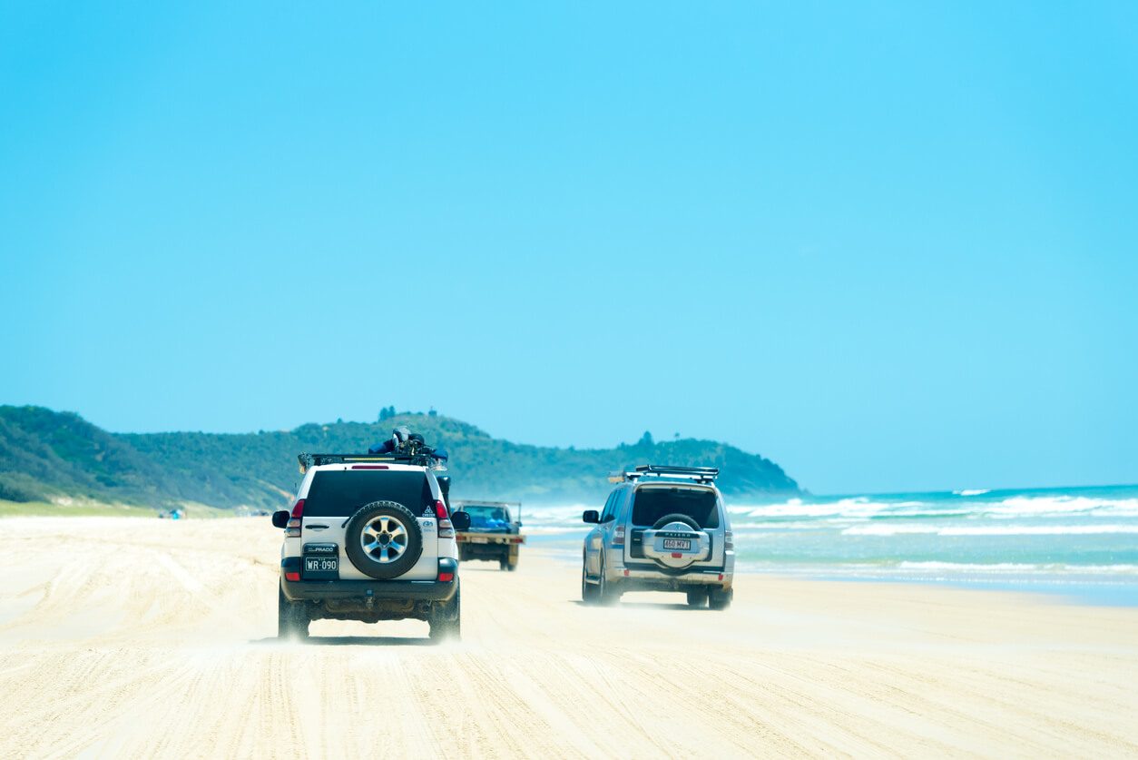 Find the right tyre for your 4WD. cover image