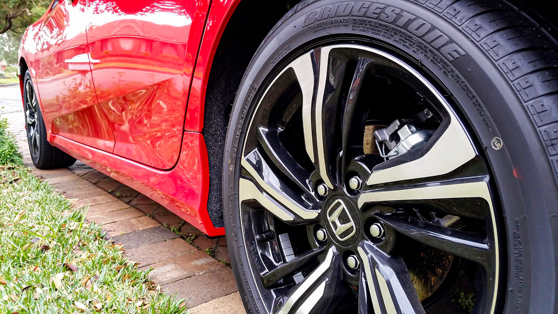 Genuine Honda Wheels