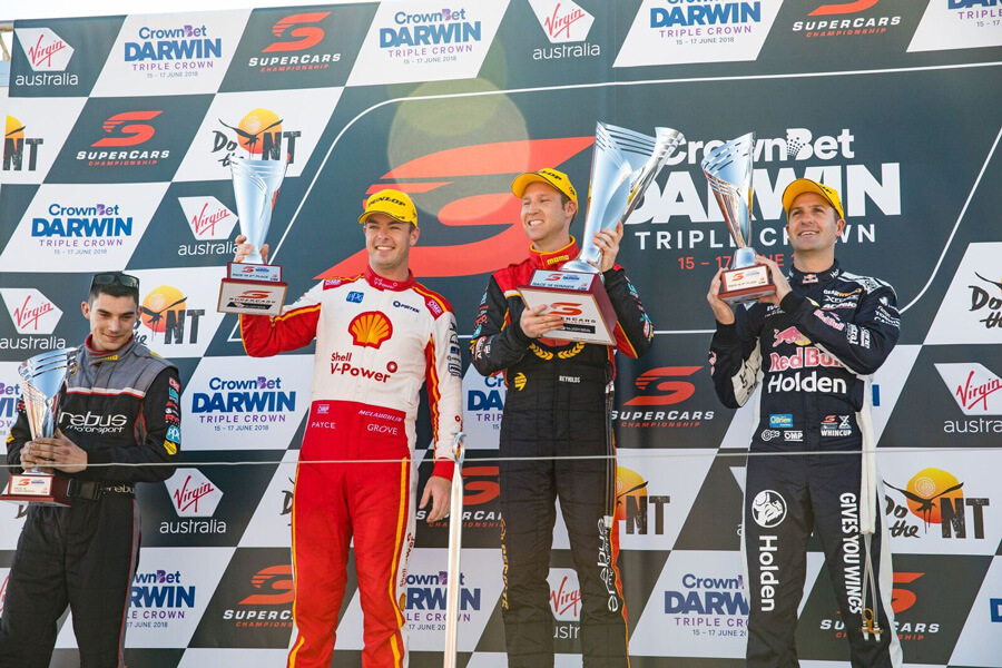 Darwin Triple Crown Winners