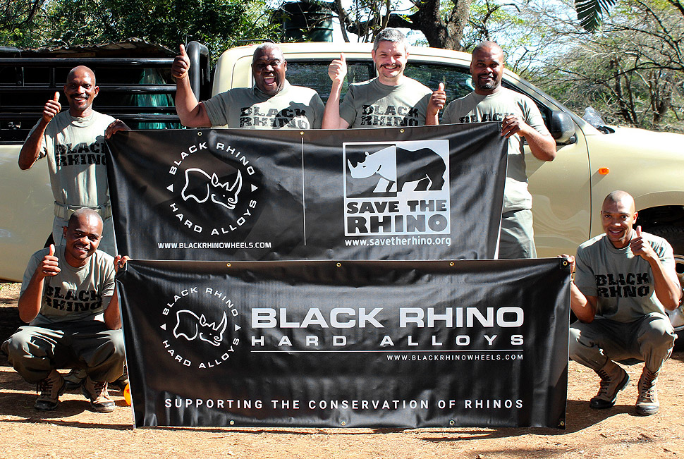 Black Rhino Donations