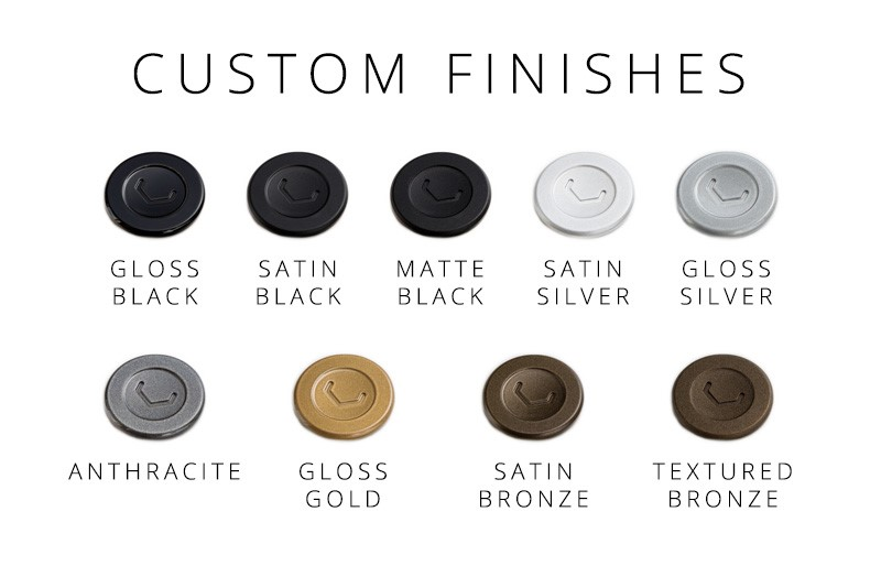 HF-2 Custom Finishes