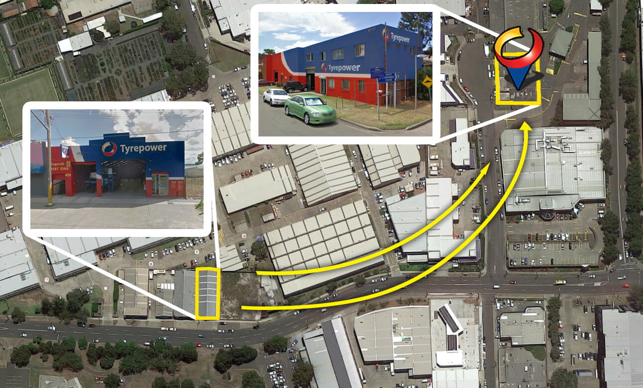 Kogarah Tyrepower is moving just around the corner into Lindsay Street.
