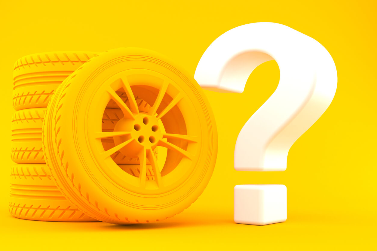 What size are my tyres? cover image