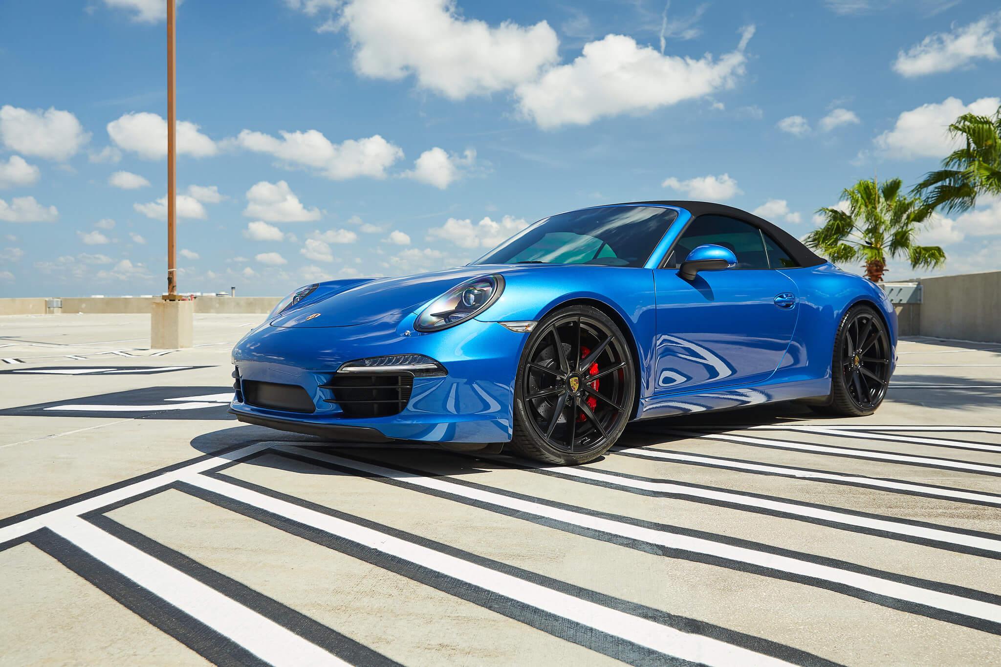 ZUFFEN Porsche