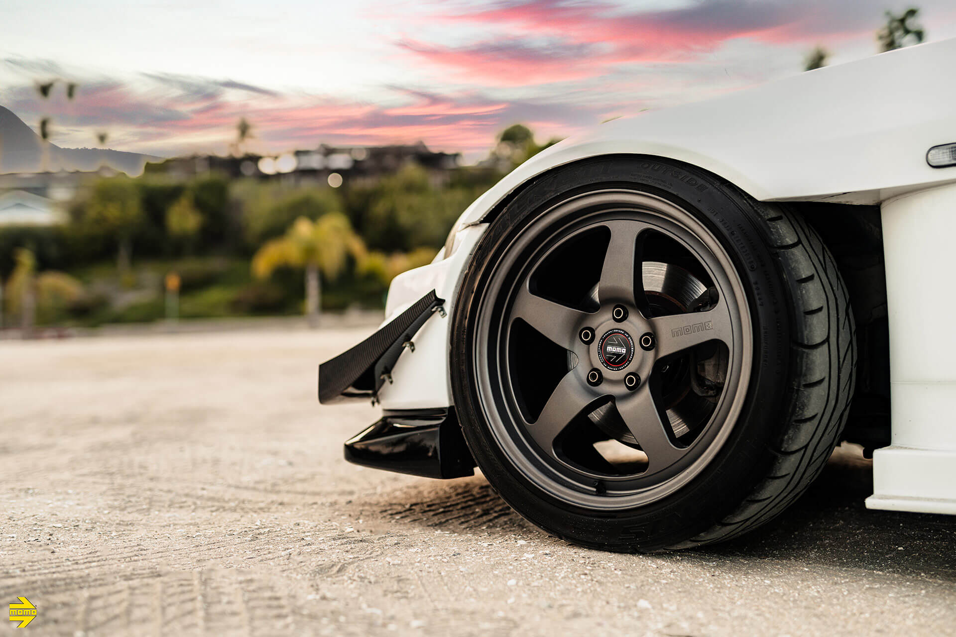 PRESENTING THE ALL NEW MOMO ETNA ROTARY FORMED ALLOY WHEEL