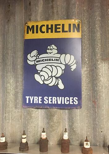 Tyre Museum Michelin 3