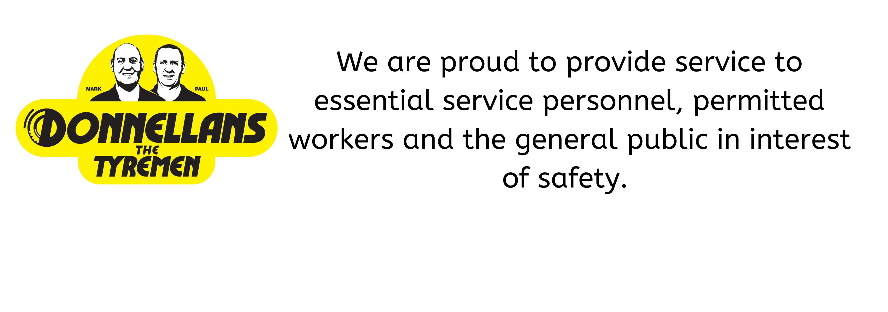 Who we can serve