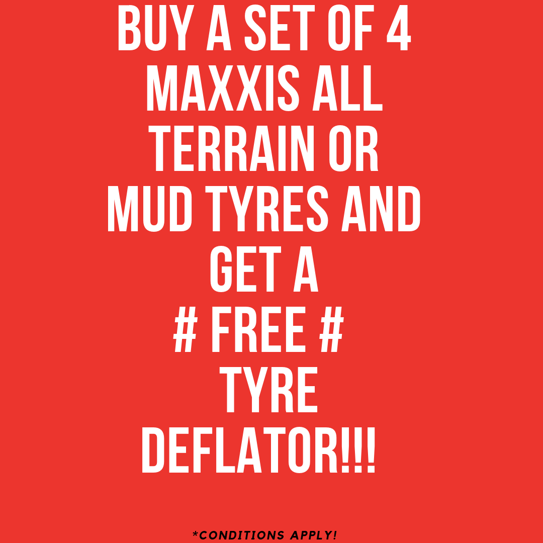 Buy a set of 4 Maxxis
