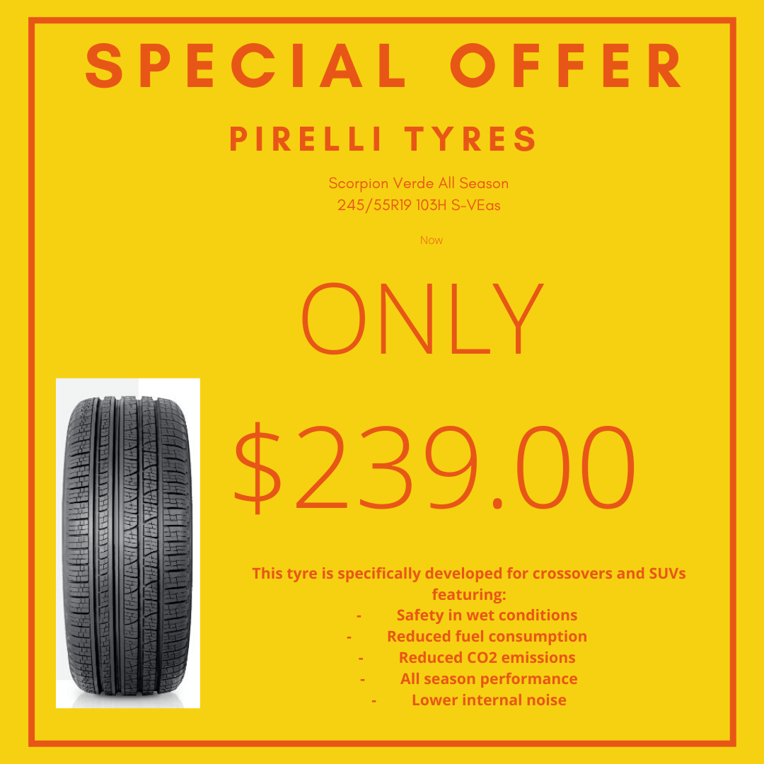 Pirelli Verde All Season - 245/55R19/ 103H S-VEas