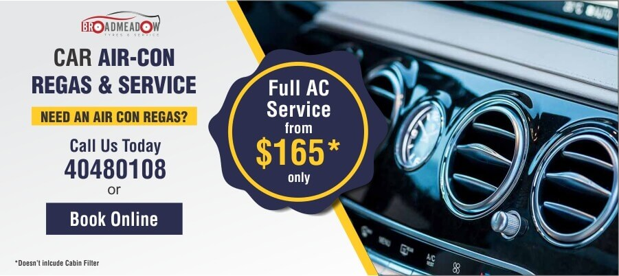 Car Air Conditioning Regas Newcastle