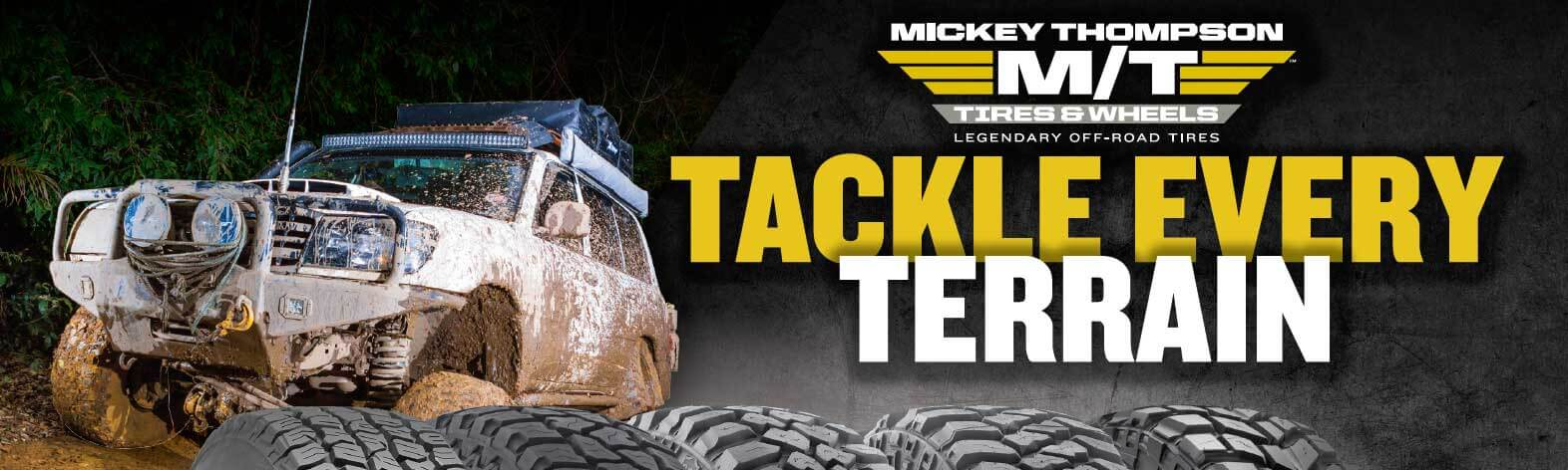 Mickey Thompson at City Discount Tyres