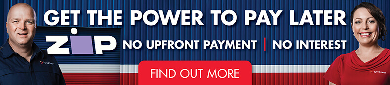 Tyrepower Zip Pay Zip Money Banner