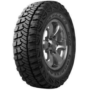 Goodyear Wrangler MT/R Kevlar tyre review