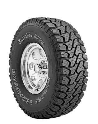 Example All Terrain (AT) Tyre