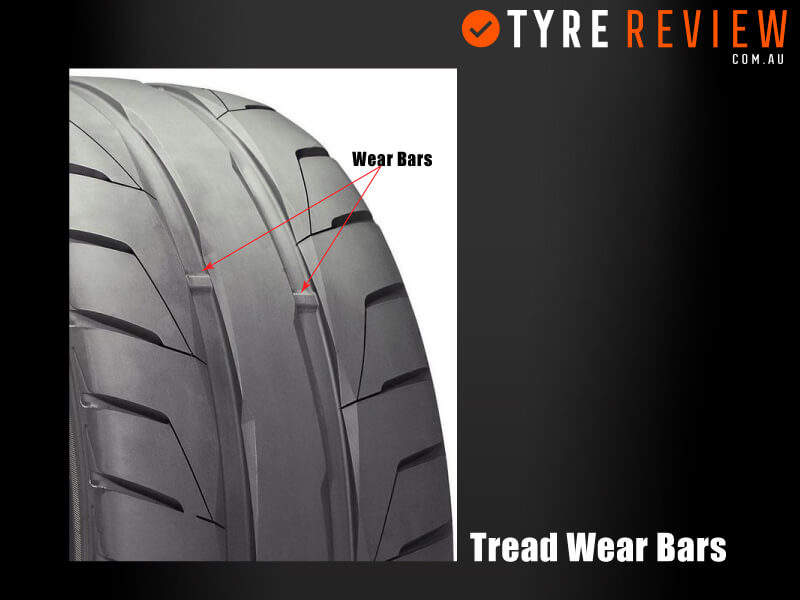 Tread Wear Bars