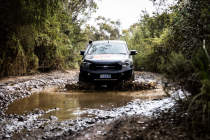 Ford ranger Falken AT3W tyres