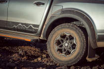 Cooper Discovery AT3LT fitted to new Nissan Navara N-Trek Warrior Edition