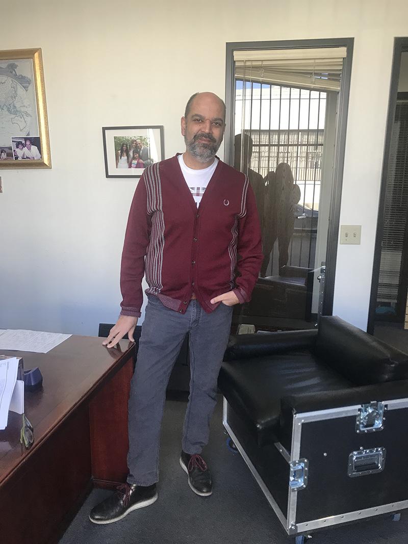 Shane Zakhor, president of ProCases