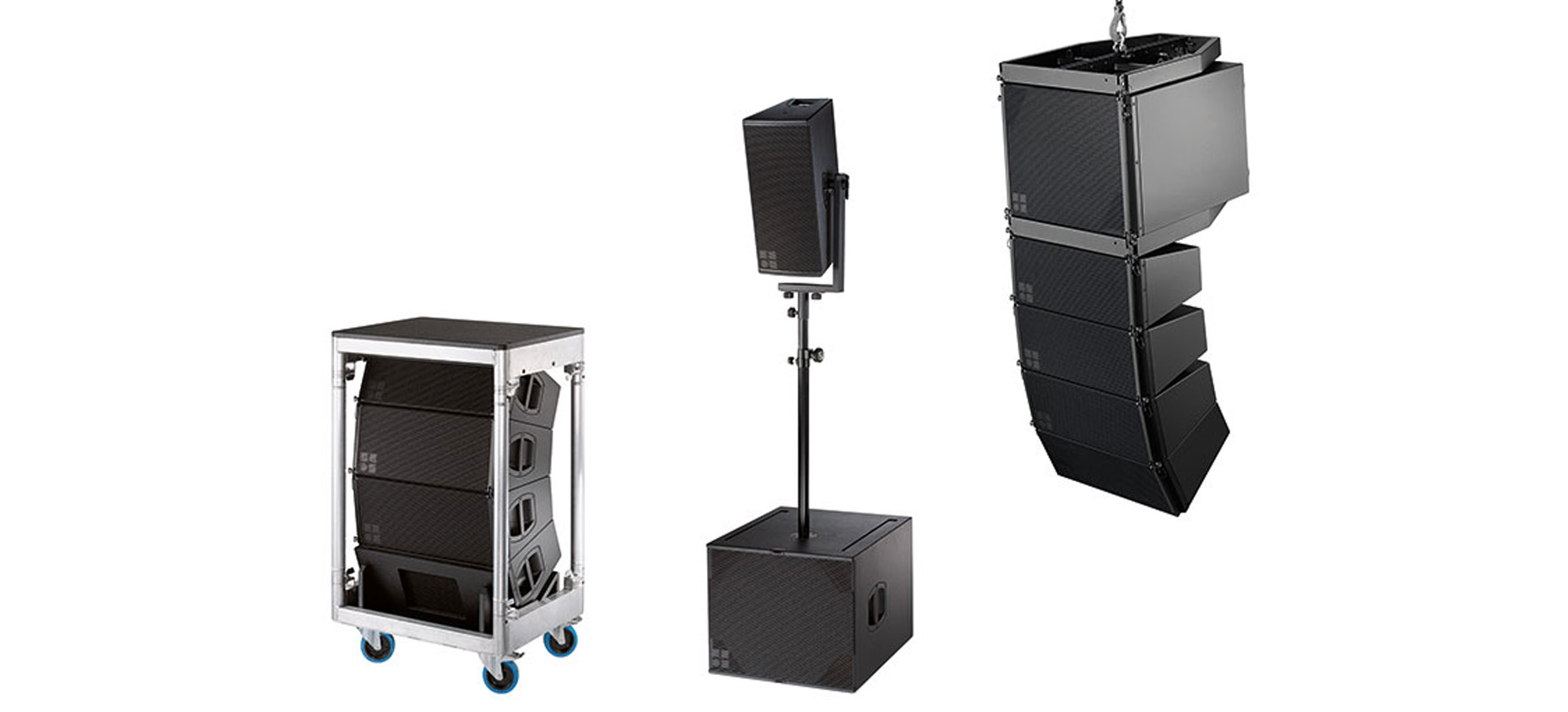 Not just any old workhorse: the absolute Y-Series from d&b – NAS
