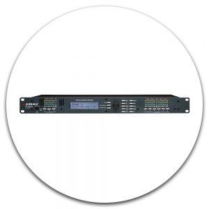 SP-Series Loudspeaker System Processors