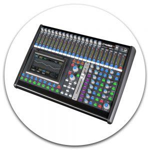digiMIX Digital Mixing Console