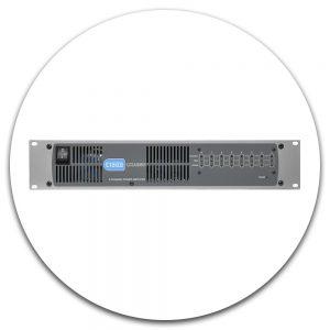 Multi Channel Amplifiers