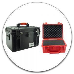 Transit, Storage, Protective Flight Cases