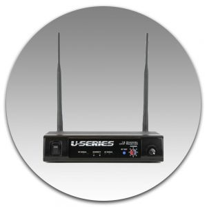 UHF Wireless Components